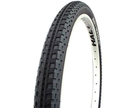 "Halo Wheels Twin Rail Tire (Black/Grey) (2.2"") (26"" / 559 ISO)"