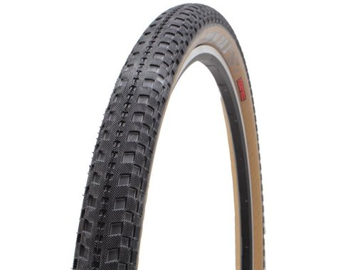 "Halo Wheels Twin Rail II Tire (Tan Wall) (2.2"") (29"" / 622 ISO)"