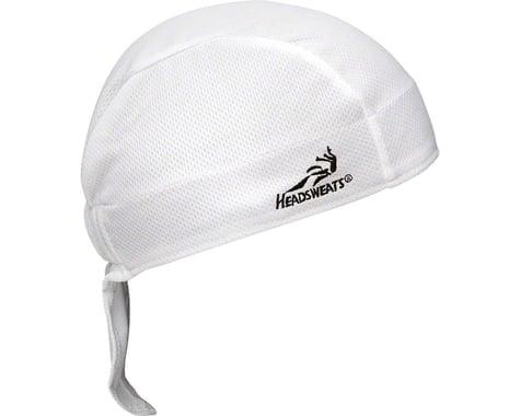 Headsweats Super Duty Shorty Cap (White) (One Size)