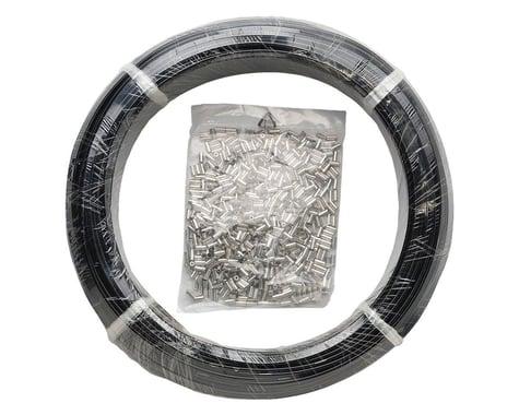 Jagwire Basics Brake Housing (Black) (5mm) (200m Box)