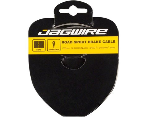 Jagwire Sport Tandem Campy Brake Cable (Stainless) (Campagnolo) (1.5mm) (2750mm) (1 Pack)