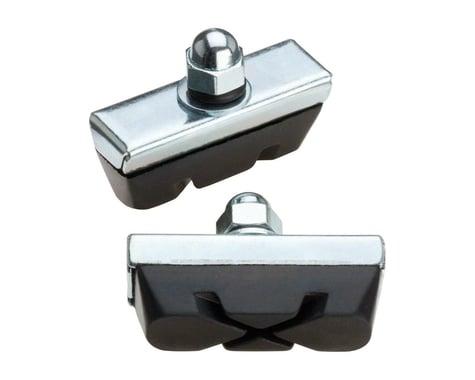 Jagwire Basics X-Caliper Brake Pads (Silver/Black) (Threaded Post) (20 Pairs)
