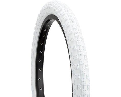 "Kenda K50 BMX Tire (White) (2.125"") (20"" / 406 ISO)"