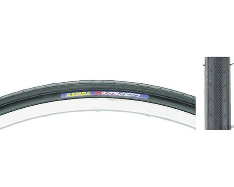 Kenda Koncept Road Tire (Black) (23mm) (650c / 571 ISO)