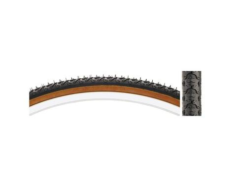 Kenda Kross Cyclo Hybrid Tire (Black/Mocha) (35mm) (700c / 622 ISO)