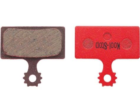 Kool Stop Disc Brake Pads (Shimano XTR/XT/SLX/Alfine/Deore) (Organic)