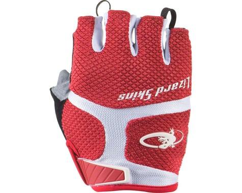 Lizard Skins Aramus GC Short Finger Gloves (Red) (L)