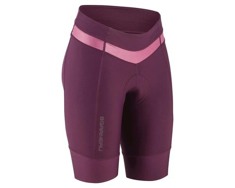 """Louis Garneau Women's Neo Power Motion 9.5"""" Shorts (Shiraz) (L)"""