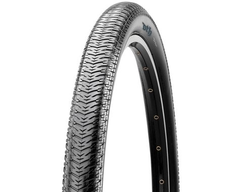 "Maxxis DTH BMX Tire (Black) (1-3/8"") (20"" / 451 ISO)"