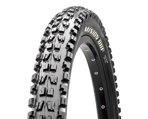 "Maxxis Minion DHF Trail Tubeless Mountain Tire (Black) (2.3"") (27.5"" / 584 ISO)"