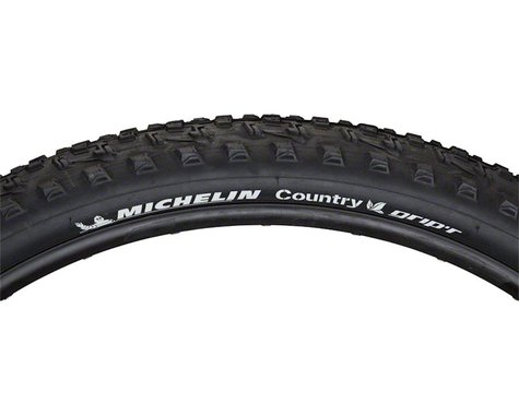 """Michelin Country Grip'R Mountain Tire (Black) (2.1"""") (26"""" / 559 ISO)"""
