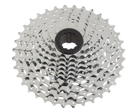 Microshift G10 Cassette (Silver/Chrome Plated) (10 Speed) (Shimano/SRAM) (11-28T)