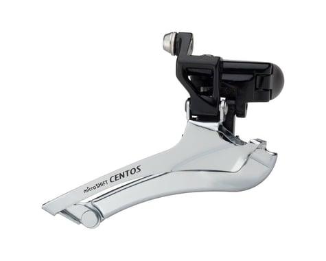 Microshift Centos Front Derailleur (2 x 10 Speed) (28.6/31.8/34.9mm)