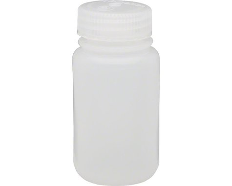 Nalgene HDPE Wide Mouth Container (Clear) (2oz)