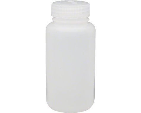 Nalgene HDPE Wide Mouth Container (Clear) (4oz)