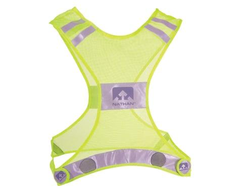 Nathan Reflective Streak Vest (Neon Yellow) (SM/MD)