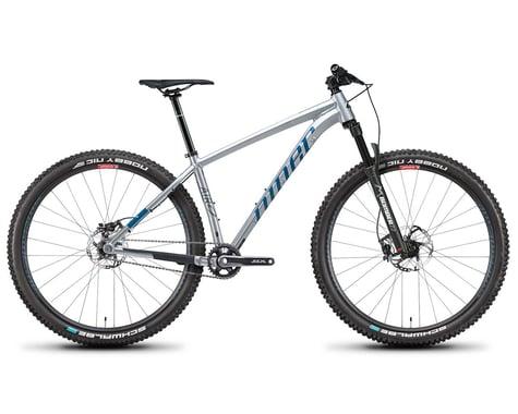 Niner 2021 AIR 9 3-Star SS Hardtail Mountain Bike (Silver/Baja Blue)