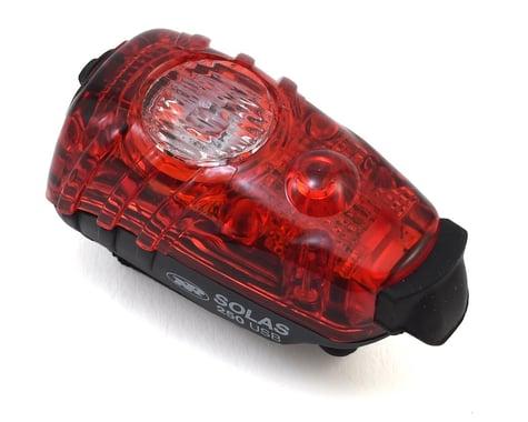 NiteRider Solas 250 Lumen USB Tail Light (Red)