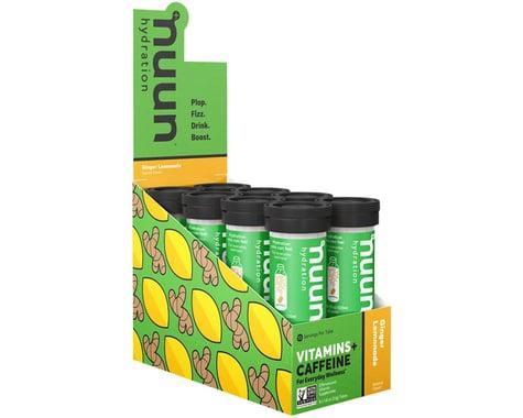 Nuun Vitamin Hydration Tablets (Ginger Lemonade) (8 Tubes)