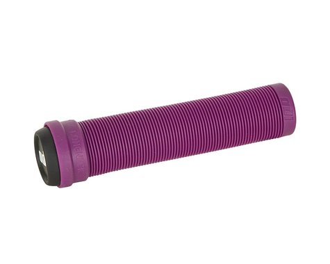 ODI Longneck Soft Compound Flangeless Grips (Purple) (135mm)