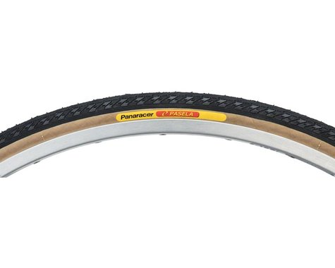 "Panaracer Pasela Road Tire (Tan Wall) (1"") (27"" / 630 ISO)"