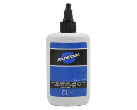 Park Tool CL-1 Synthetic Chain Lube (4oz)