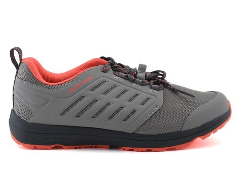 Pearl Izumi Women's X-ALP Canyon Mountain Shoes (Wet Weather/Fiery Coral) (36)
