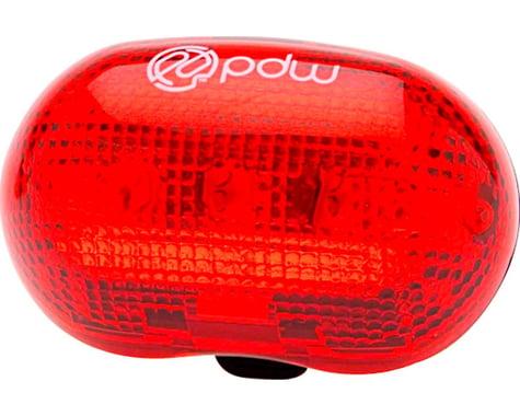 Portland Design Works Red Planet Rear Light (Red)