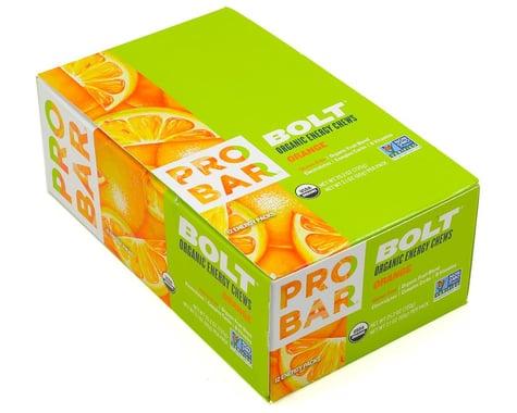 Probar Bolt Organic Energy Chews (Orange) (12 | 2.1oz Packets)