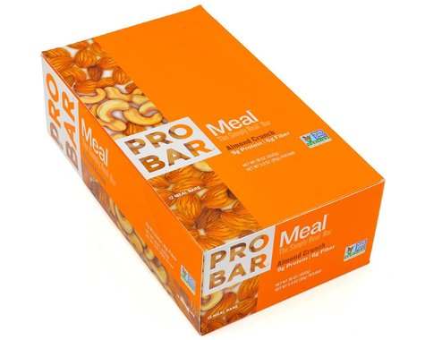Probar Meal Bar (Almond Crunch) (12 | 3oz Packets)