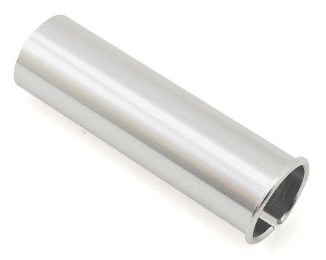 Problem Solvers Seatpost Shim (Silver) (27.2mm) (29.2mm)