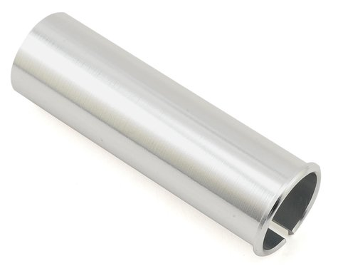 Problem Solvers Seatpost Shim (Silver) (27.2mm) (30.0mm)