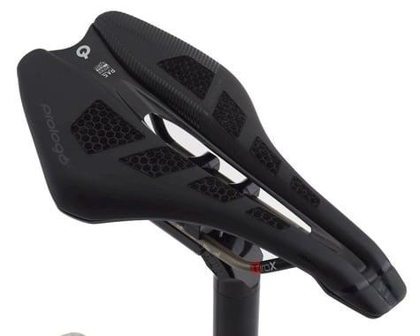 Prologo Dimension 143 CPC Saddle (Black) (Tirox Rails) (143mm)
