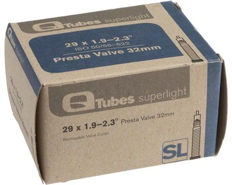 """Q-Tubes Superlight 29"""" Inner Tube (Presta) (1.9 - 2.3"""") (32mm)"""