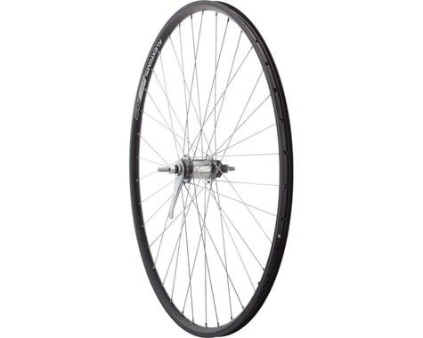 "Quality Wheels Value Series 2 Coaster Brake Rear Wheel (Black) (Single Speed) (3/8"" x 124mm) (700c / 622 ISO)"