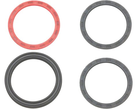 Race Face X-Type Spindle Spacer Kit (XC/AM Cranks)