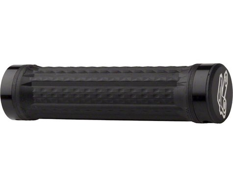 Renthal Traction Ultra Tacky Lock-On Grips (Black)