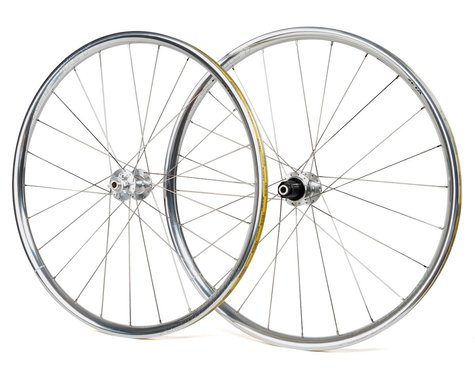 Ritchey Classic Zeta Disc Wheelset (Silver) (Shimano/SRAM 11spd Road) (12 x 100, 12 x 142mm) (700c / 622 ISO)