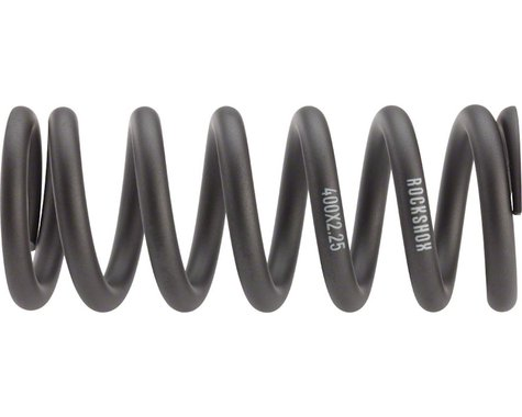 "RockShox Vivid/Kage Coil Spring (Grey) (550lbs) (2.0–2.25"")"