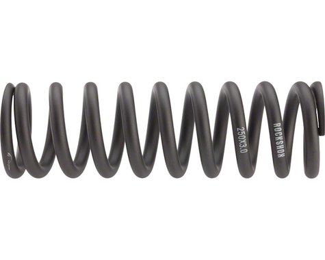 "RockShox Vivid/Kage Coil Spring (Grey) (650lbs) (2.0–2.25"")"