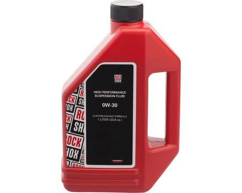 RockShox Suspension Oil (0W-30) (Pike, Lyrik B1, Yari Lower Legs) (1L)