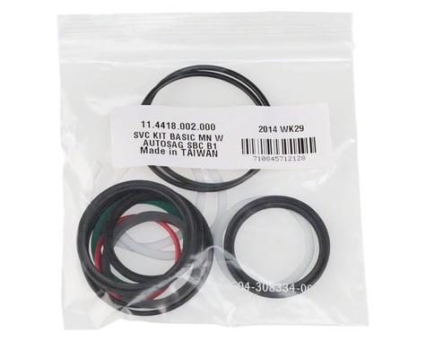 RockShox Basic Rear Shock Air Can Service Kit (Monarch w/Autosag Specialized B1)