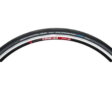Schwalbe Durano Double Defense Road Tire (Black/Grey) (25mm) (700c / 622 ISO)