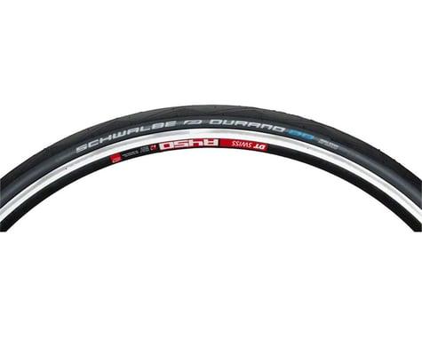 Schwalbe Durano Double Defense Road Tire (Black/Grey) (23mm) (700c / 622 ISO)