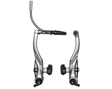 Shimano Alivio BR-T4000 V-Brake (Silver) (Rear)