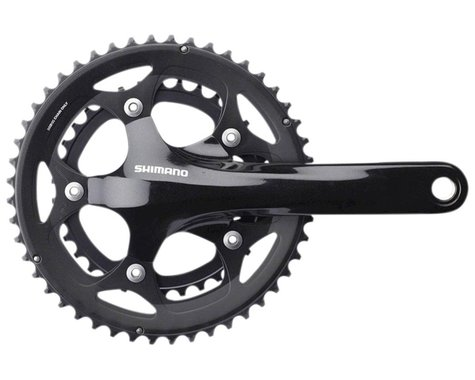 Shimano Tiagra R460 Crankset (Black) (2 x 10 Speed) (Hollowtech II) (170mm) (48/34T)