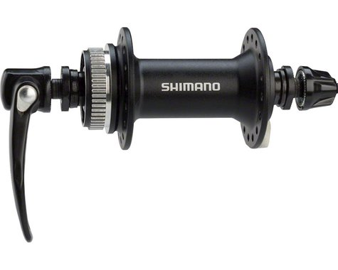 Shimano Alivio HB-M4050 Front Disc Hub (Black) (32H)