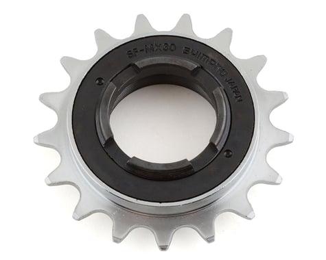 "Shimano MX30 Freewheel (Chrome) (1/2"" x 3/32"") (17T)"