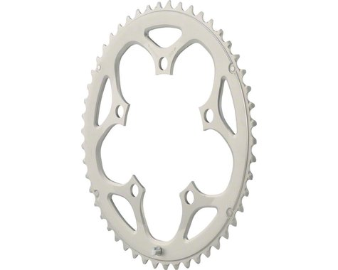 Shimano Tiagra 4550 9-Speed Chainring (Silver) (110mm BCD) (Offset N/A) (50T)