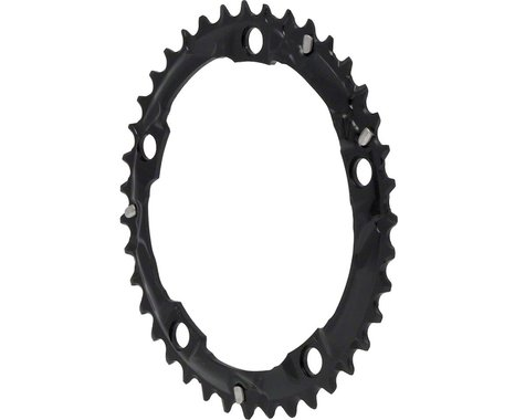 Shimano 105 5703-L Triple Middle Chainring (Black) (130mm BCD) (Offset N/A) (39T)